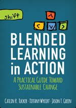 blended learning  action corwin