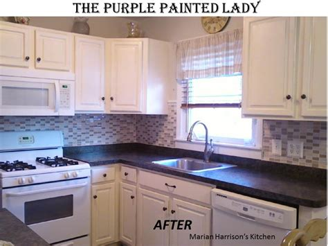 chalk paint on laminate kitchen cabinets how to paint laminate kitchen cabinets with chalk