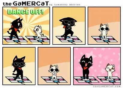 Cat Gamercat Cuteness Galore Gifs Too Much