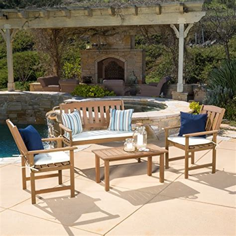 Deals On Outdoor Furniture by Great Deal Furniture 296508 Shirley 4 Outdoor Wood
