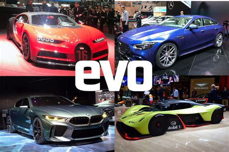 Evo's Best Cars At The 2018 Geneva Motor Show