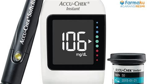 Accu Check Alat Monitor Gula Darah accu chek alat tes gula darah diabetes yang praktis