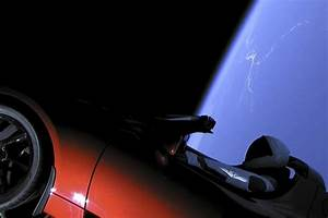 Voiture Tesla Dans L Espace : spacex r ussit son lancement la tesla roadster dans l 39 espace d 39 apr s ap tesla ~ Medecine-chirurgie-esthetiques.com Avis de Voitures
