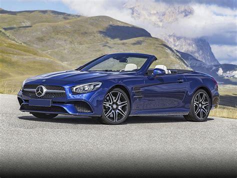 New 2018 Mercedesbenz Sl 550  Price, Photos, Reviews