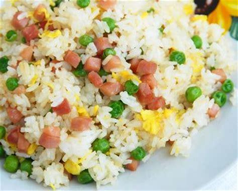 cuisine asiatique recette recette riz cantonnais facile rapide