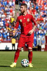 Sergio Ramos Photos Photos - El Salvador v Spain ...
