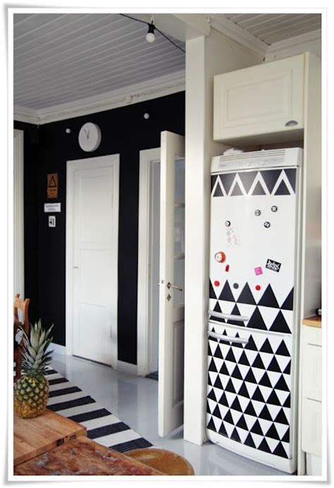 diy makeover decorating  adhesive contact paper floors