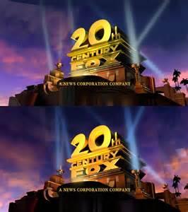 20th Century Fox Remake Logo 2009 deviantART