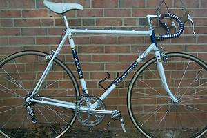 Vintage Trek Gallery - Larry Black's 957 Steel Road Bike