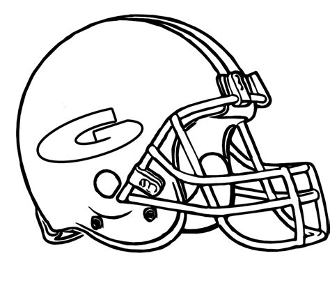 nfl helmets coloring pages nfl football helmets