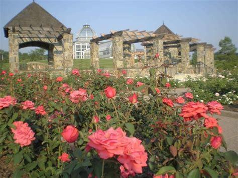 lewis ginter botanical gardens travel