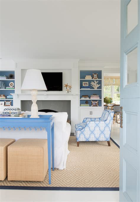 Connecticut Home Clean Crisp Palette by Phillips Interiors House Of Turquoise