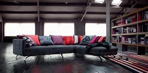 canape roche bobois en 25 photos mobilier haute de gamme With tapis moderne avec canapé haut de gamme design