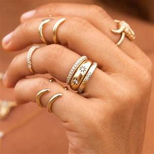 9 trendy nail polish colors you can actually get away with With unconventional wedding rings