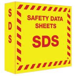 Safety Data Sheet Template Safety Data Sheets Sds Drs Laboratories