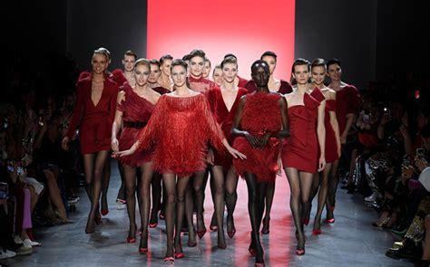 york fashion week spring  schedule cut short