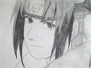 My drawing of Sasuke Uchiha by xXxBlood-AngelxXx on DeviantArt
