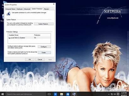 Restore Point System Windows Create Open