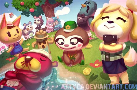 Animal Crossing New Leaf Wallpaper - animal crossing new leaf wallpaper wallpapersafari