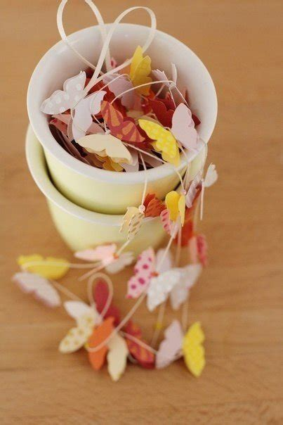 diy beautiful butterfly decoration  templates
