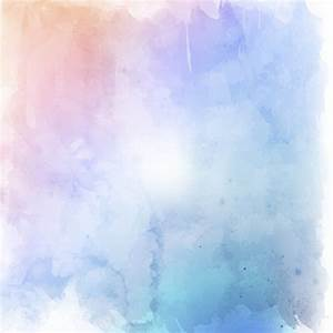 Colorful watercolor texture Vector Free Download