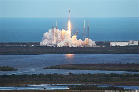SpaceX CRS-14 Dragon heading toward ISS after successful ...