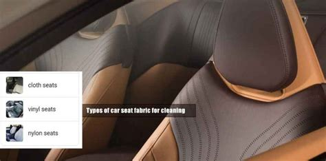 How to Clean Car Seats with Baking Soda Quick Techniques