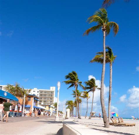 hollywood beach en images floride