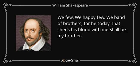 william shakespeare quote    happy   band