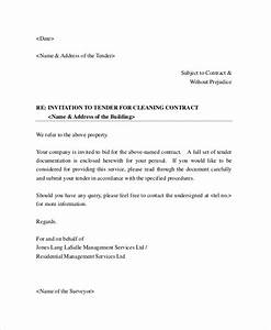 21 business proposal letter examples pdf doc With letter for cleaning services