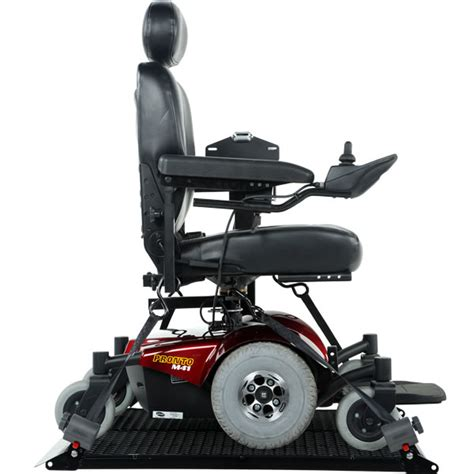 auto power chair lift 350 with steel platform