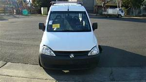 Holden Barina Combo Petrol Diesel 2001 2010