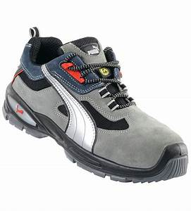 Chaussures De Securite Puma : chaussures de s curit pour lectriciens puma rebound s1p esd ~ Melissatoandfro.com Idées de Décoration