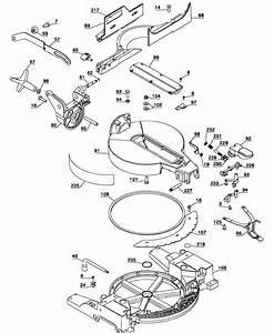 Dewalt Dw713 Type2 Miter Saw Parts