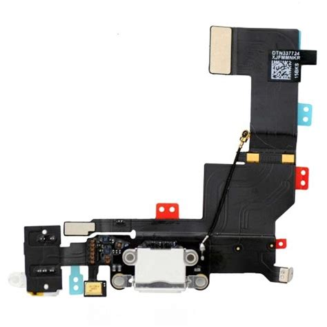 iphone 5s charging port dock connector charging port headphone flex cable