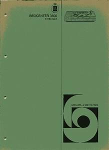 Bang Olufsen Beocenter 3500 Sch Service Manual Download  Schematics  Eeprom  Repair Info For