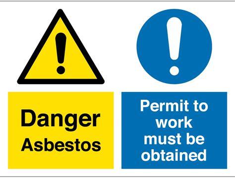 asbestos awareness open  health  safety