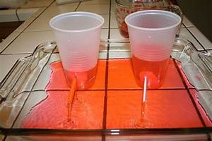 Classroom Activity Modeling Blood Flow Water Will Flow Out
