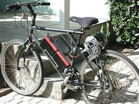Motor Modification For Use by Use Electric Bike Motor Modification