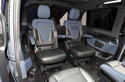 mercedes benz concept eqv previews electric mpv autocar