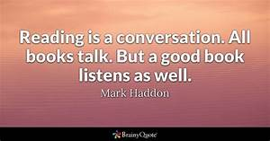 Book Quotes - B... Nice Talks Quotes