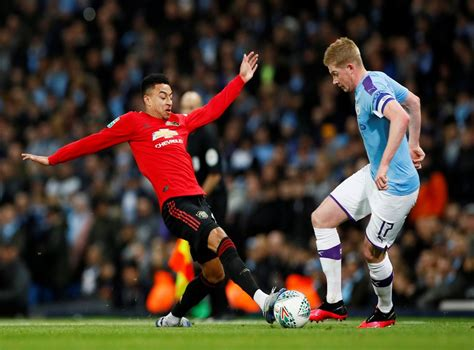 City vs United: Player ratings from the Manchester derby ...