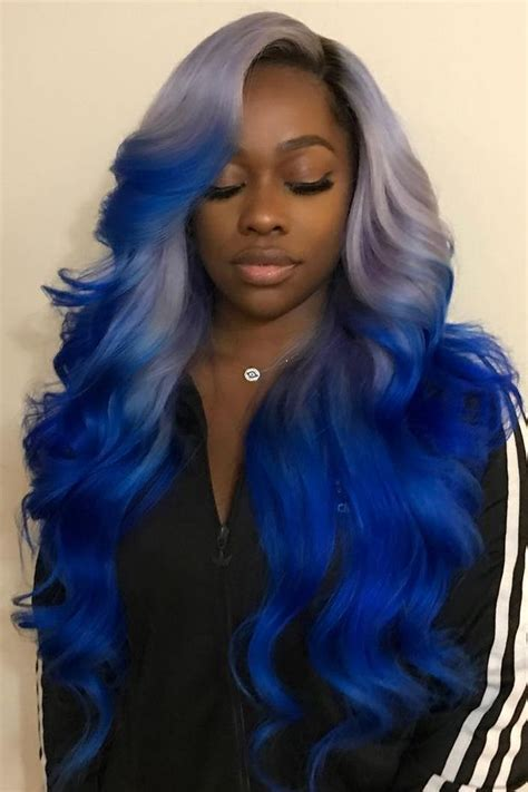 colorful black girl approved hairstyles giving