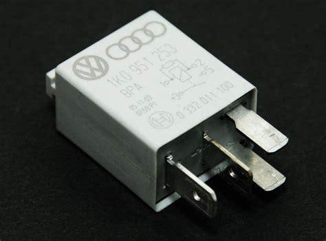 relay 449 heated mirror horn 05 10 vw jetta rabbit gti mk5 1k0 951 253 ebay