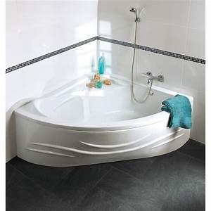 Baignoire D Angle 135x135 : baignoire d 39 angle baignoire d 39 angle baignoire salle ~ Edinachiropracticcenter.com Idées de Décoration