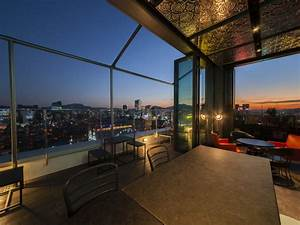 hotel cappuccino rooftop bar bars in seoul