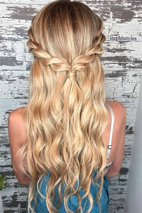 10 easy hairstyles for long hair make new look hair