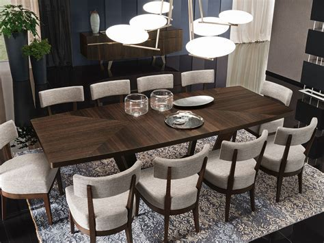 ALF   Accademia 9PC Dining Set   Contemporary Modern