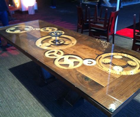Gear Table - Instructables