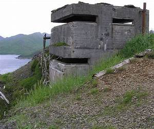 Gallery Of The Decaying Dutch Harbor Bunkers